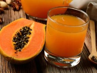 semillas de papaya