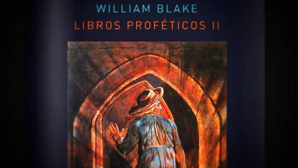 profecías de William Blake tomo 2