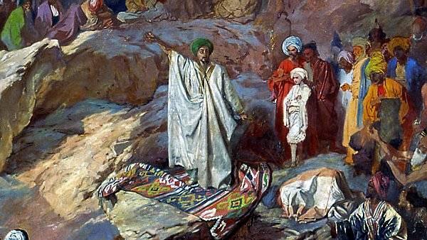El profeta Mahoma y el sello de la profecía