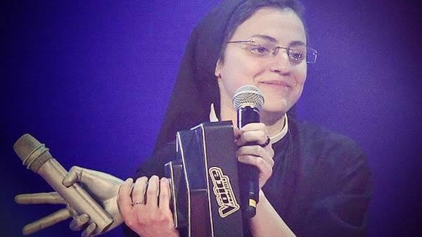 Sor Cristina gana La Voz de Italia