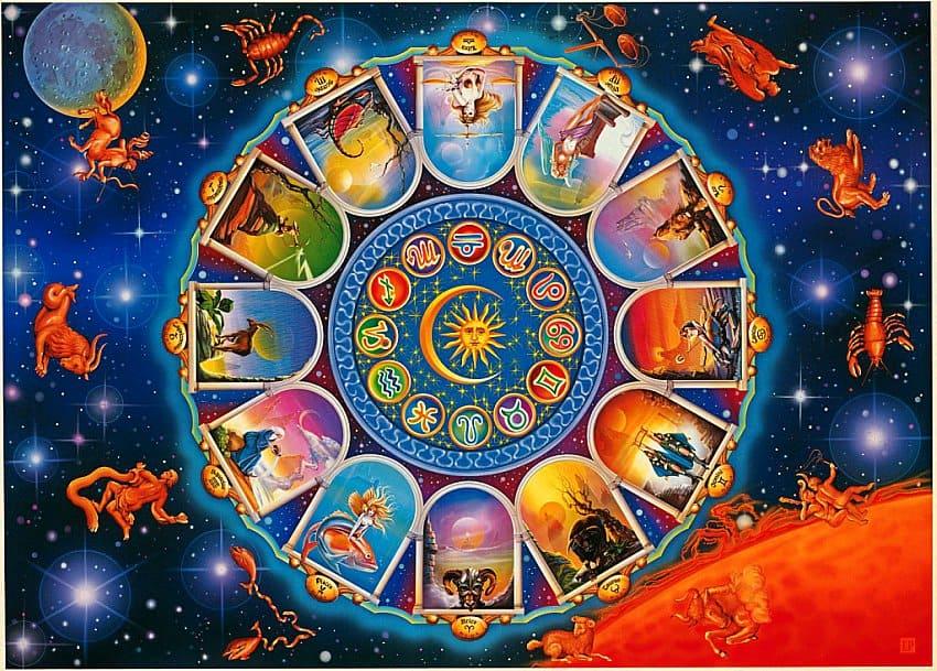 El compromiso del astrólogo