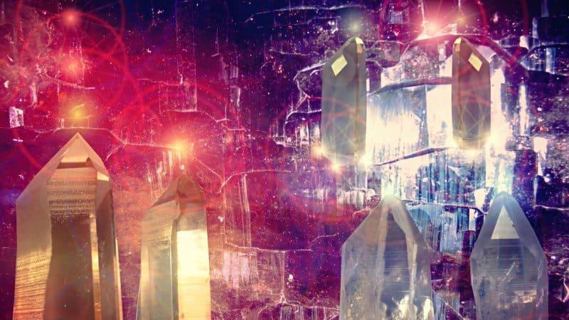 La Leyenda de los Cristales Guardianes de la Tierra