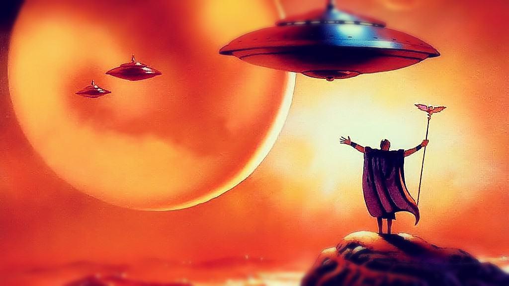 Extrañas ideas antiguas sobre los extraterrestres