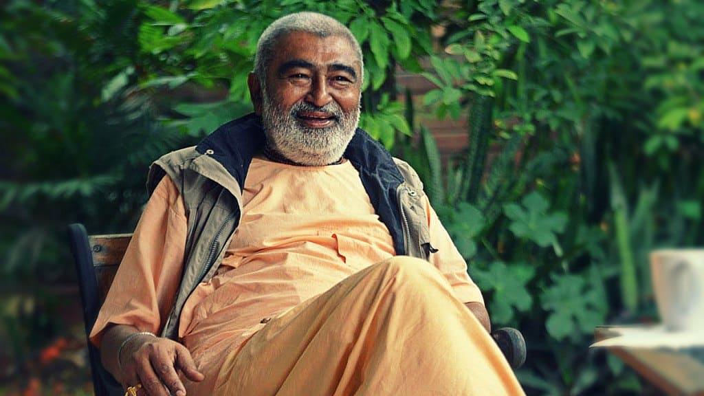 Monje Hindú Sadhu Maharaj