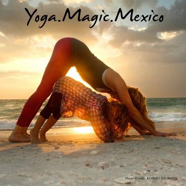 yoga magic mexico