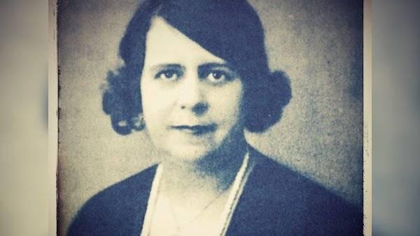 Frau Elsbeth Ebertin