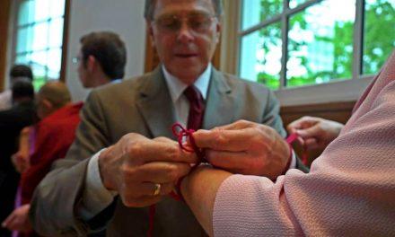 El Hilo Rojo – Protección espiritual para el Mal de Ojo