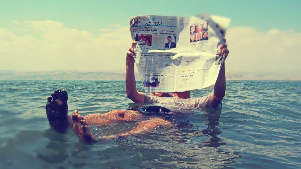 Curiosidades sobre el Mar Muerto