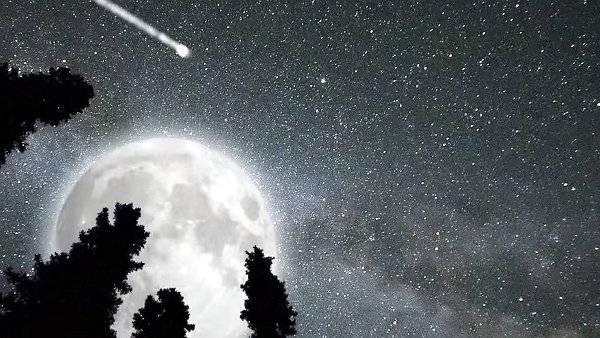 Superluna Perseidas