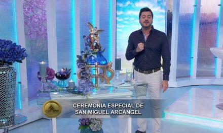 San Miguel Arcángel por Alfonso León