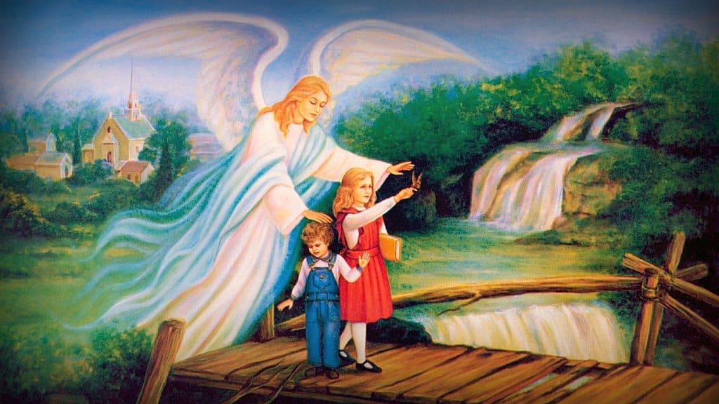 Ángel de mi Guarda — Mi dulce ¿compañía?