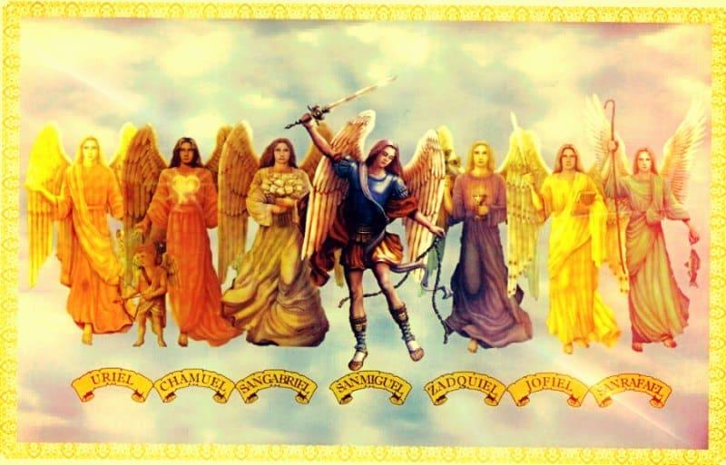 29 de Septiembre — Día de los Santos Arcángeles