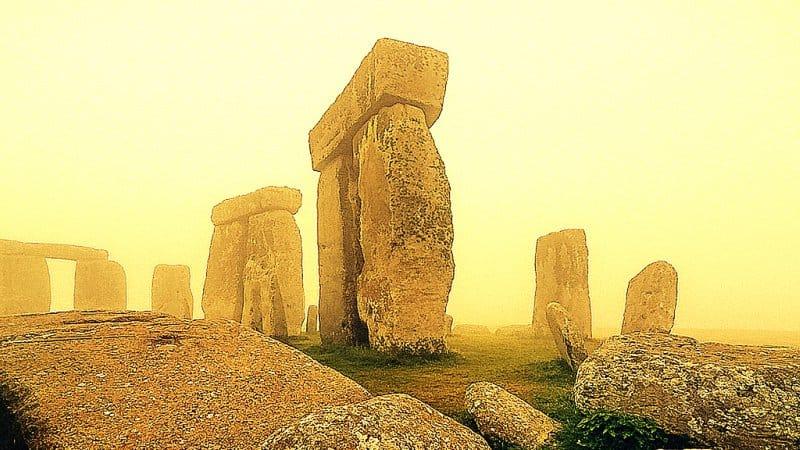 Horribles rituales alrededor de Stonehenge