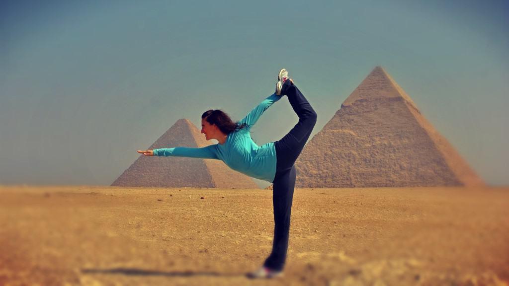 El Yoga Egipcio — Yoga de los Faraones