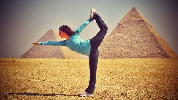 el yoga egipcio