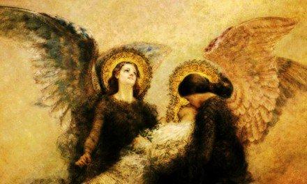 Los ángeles son espíritus puros e inmortales