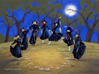 Interesantes datos sobre las brujas