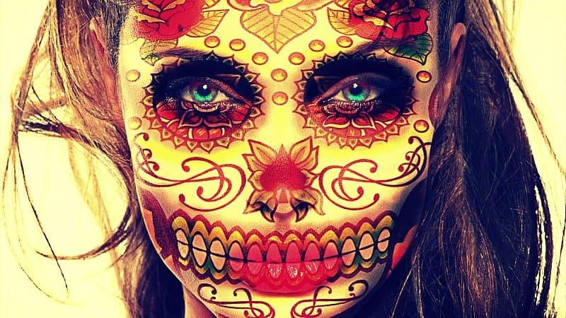 Veneración de los Muertos — Un arte en México