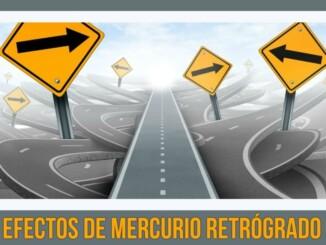 efectos de Mercurio Retrógrado