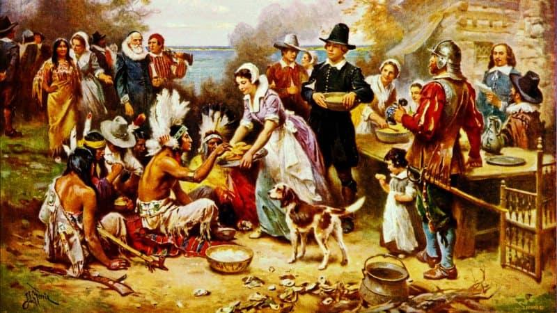 Origen y comienzo del Thanksgiving Day