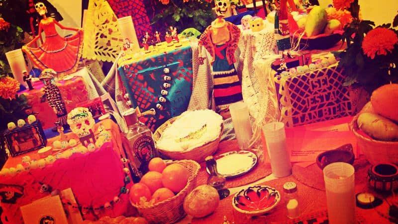 ¿Cómo crear un altar de muertos en Texcoco?
