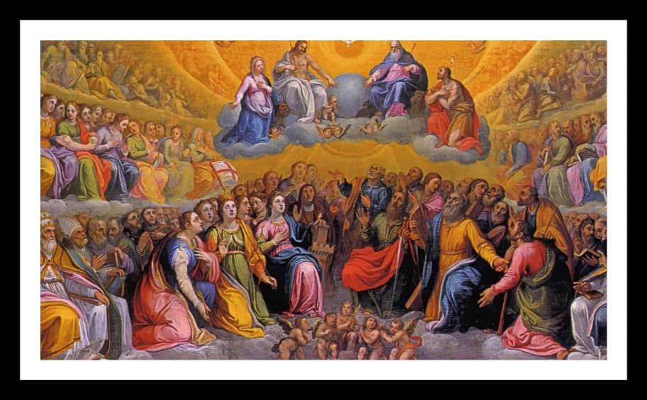 01 de Noviembre — Celebración del Día de Todos los Santos