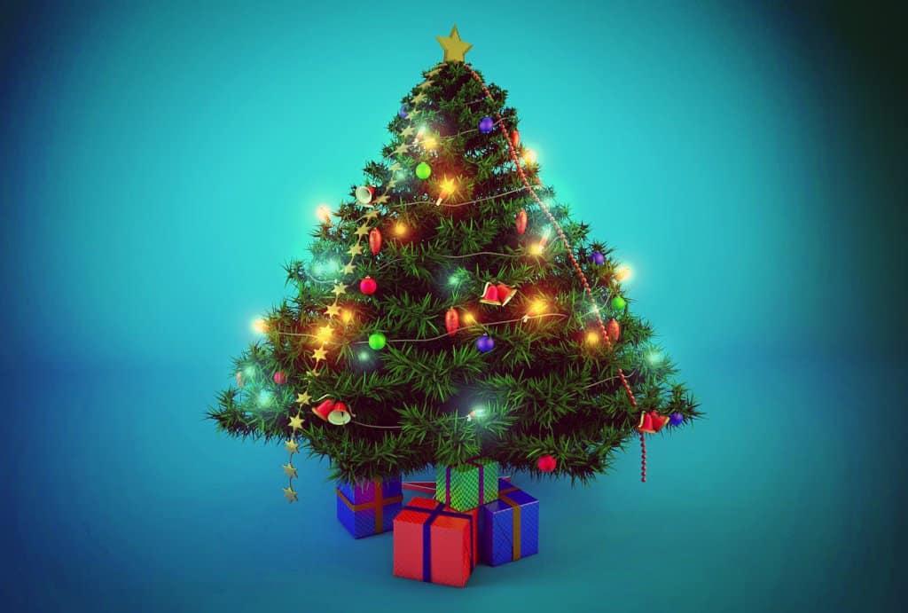 Simbolismo Astrológico del Árbol de Navidad