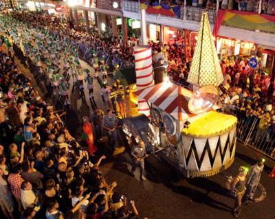Carnaval en Ciudad del Cabo