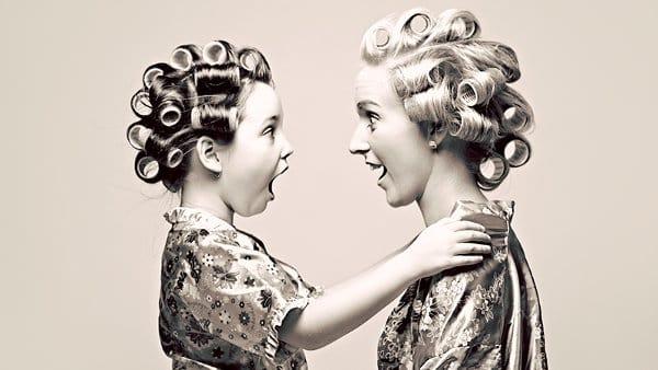 conexión entre madre e hijos