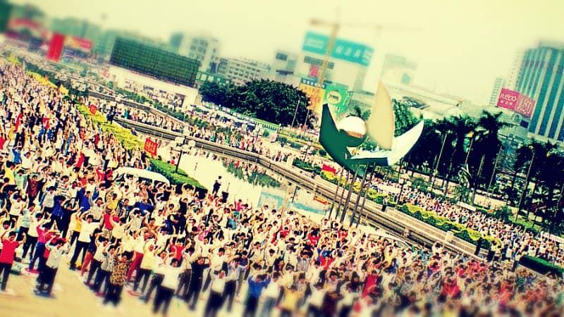 ¿Qué es Falun Gong y por qué es perseguida en China?