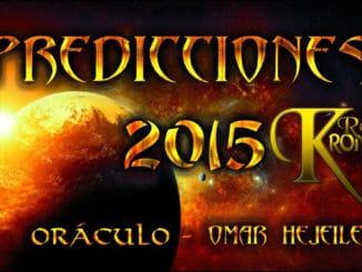 Predicciones del Oráculo Wiccano 2015