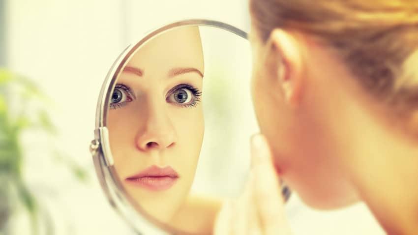 Cosas refleja el acné sobre tu salud