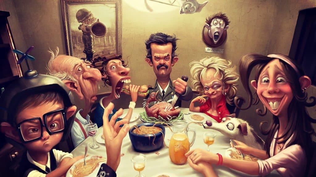 El enemigo en casa — Familias Tóxicas
