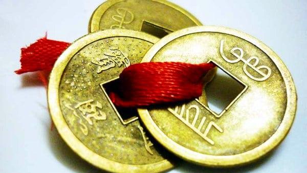 Monedas chinas — Símbolo de riqueza y protección