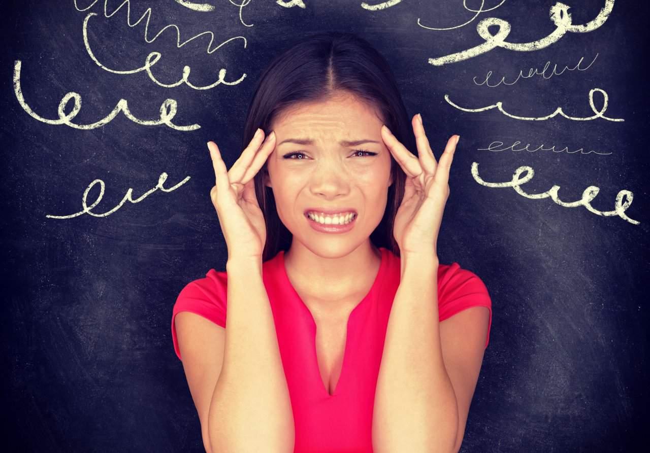 ¿Qué sucede en el cuerpo cuando tenemos pensamientos negativos?