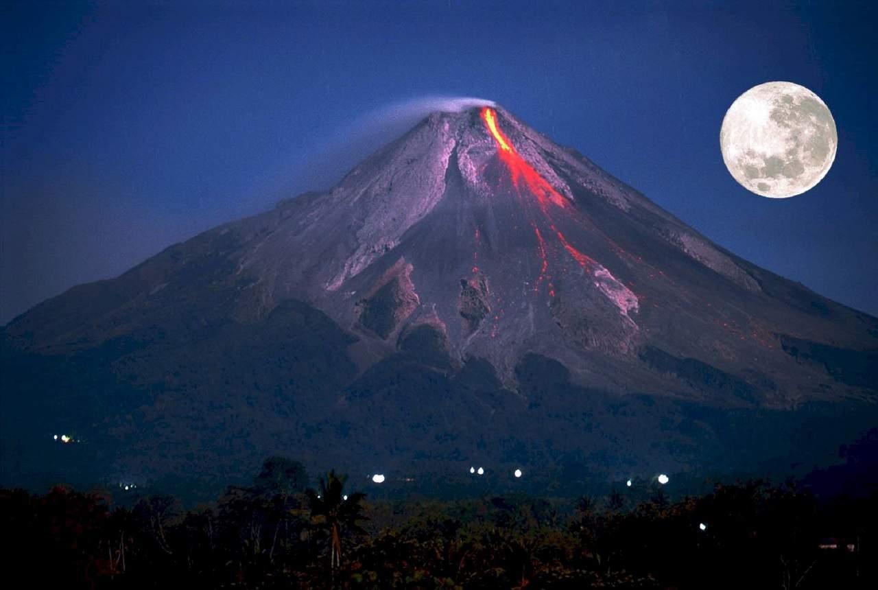 Dioses y creencias a los volcanes