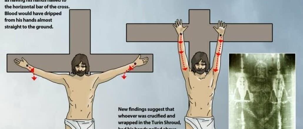 Jesús fue crucificado de una forma más dolorosa