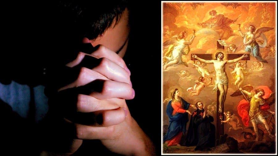 Legítima y verdadera Oración al Justo Juez
