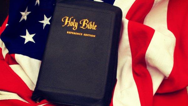 Revelaciones en la biblia de los Estados Unidos
