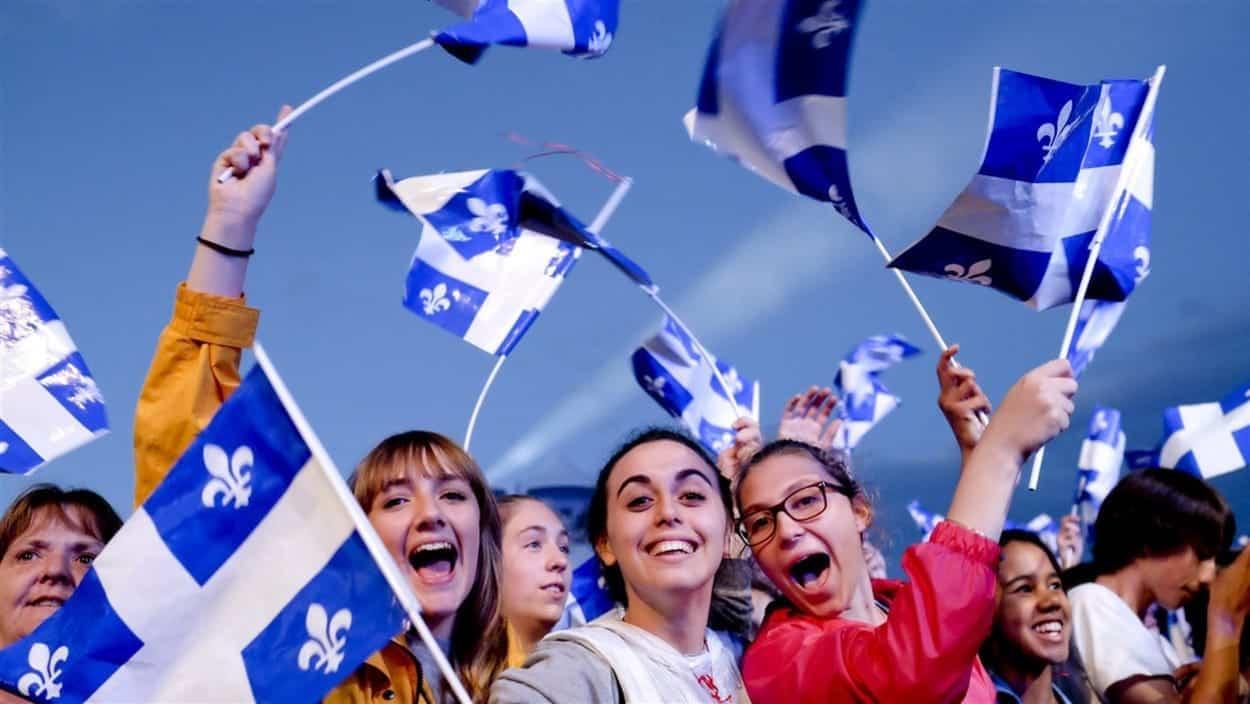 Fiesta Nacional de Québec es el día de San Juan Bautista