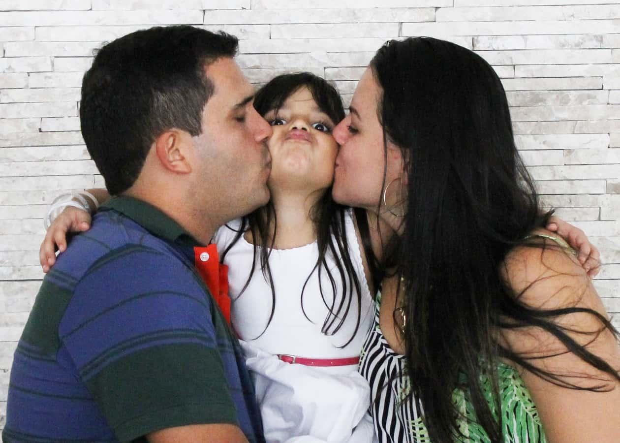 Oración para ser buenos padres