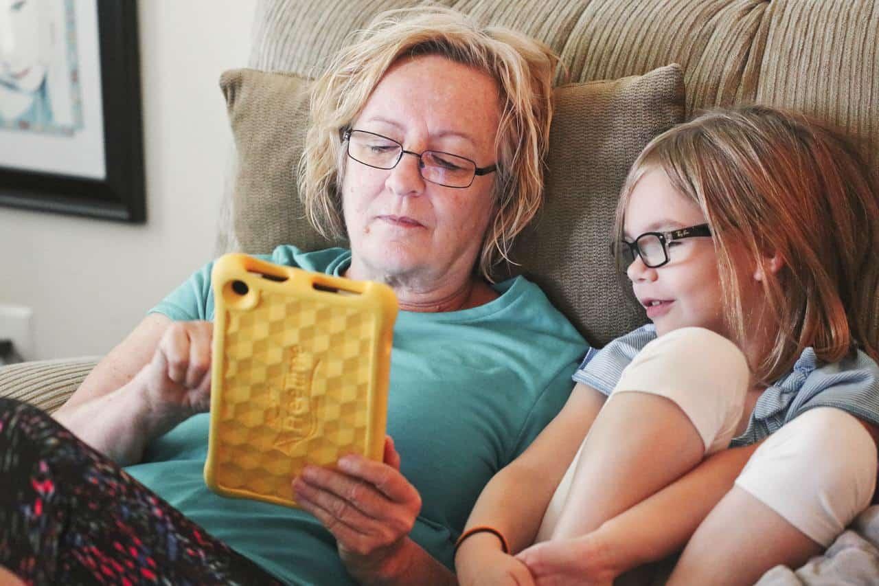 Qué sabes de tu abuela materna?