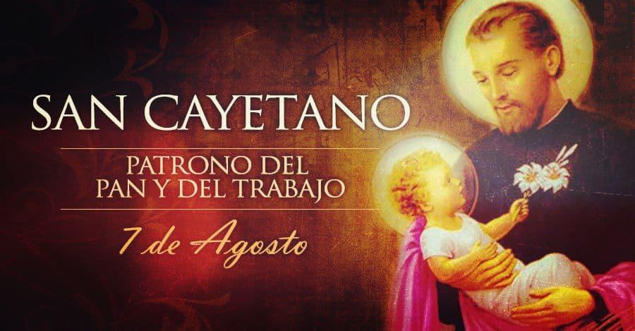 San Cayetano — Patrono del Pan y del Trabajo