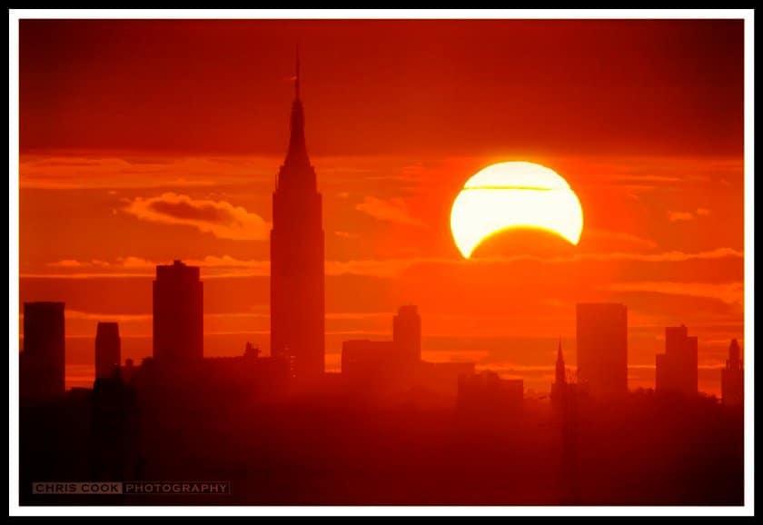 El Gran Eclipse Estadounidense — 21 de agosto de 2017