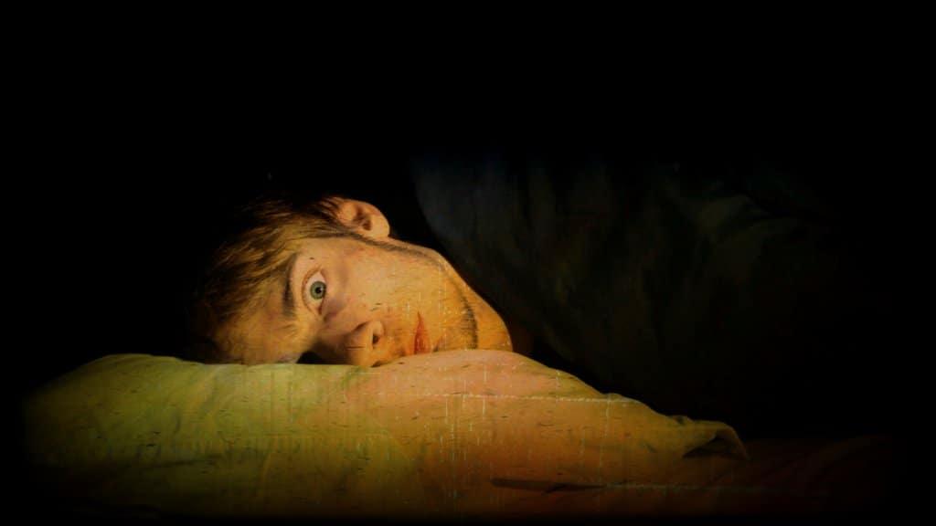 ¿Sientes miedo de quedarte dormido?