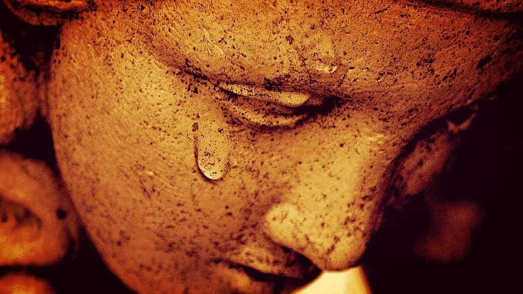 Cuando lloras a tus muertos... lloras por ti y no por ellos