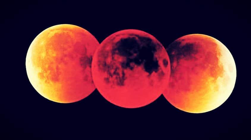 Efectos que deja La Luna Llena del 27 de septiembre 2015