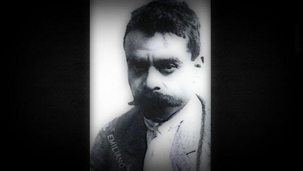 ¿Zapata era un pobre campesino?