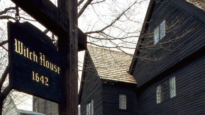 Salem la ciudad de las brujas