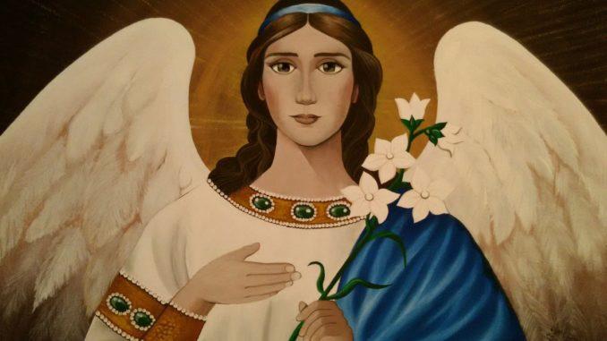 El Ángel del Adviento